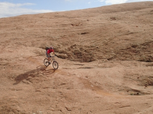Slickrock Trail, Moab