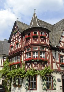 Rhineland House in Bacharach