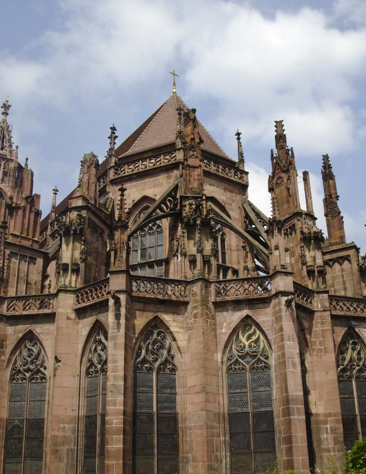 Munster unser Lieben Frau or the Cathedral of Our Dear Lady