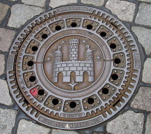 Freiburg has an extensive network of canals and bachles
