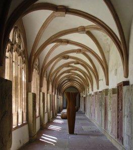 Cloister, Dom St. Kilian