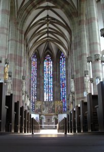 Inside Marienkapelle