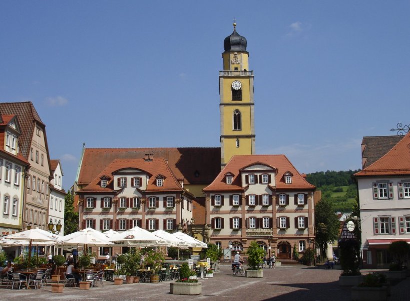 Old town, Bad Mergentheim