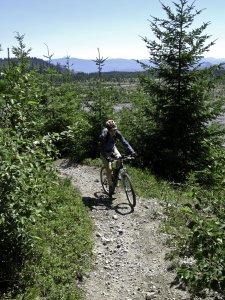 Ape Canyon Trail