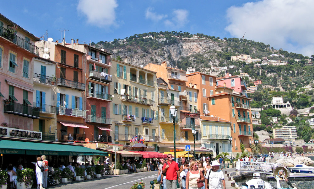 Villefranche Sur Mer And Eze Another Header