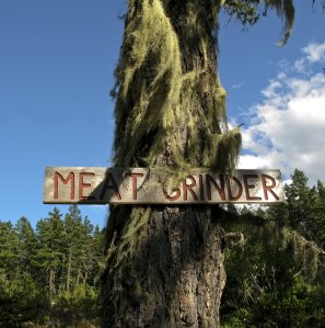 Meat Grinder in Pemberton