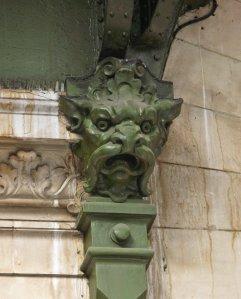 Gare Lyon ironwork