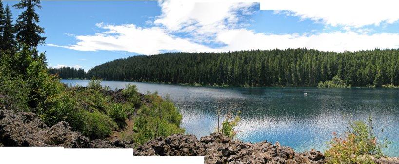 Clear Lake panorama