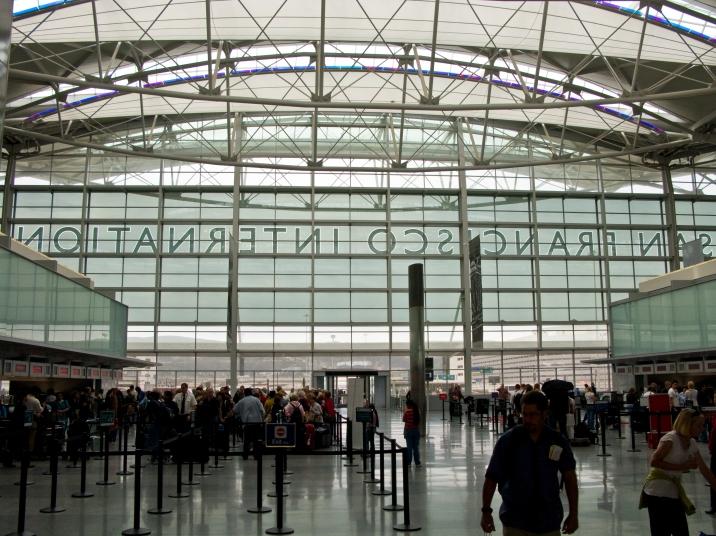 International Terminal, San Francisco International Airport
