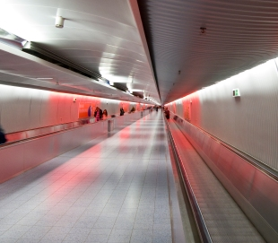 Frankfurt Airport People Mover