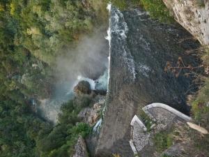 Steps on Grande Cascata, Tivoli
