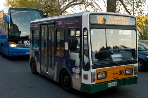 The electric 116 Bus