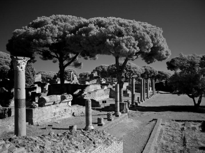 More Ostia in IR