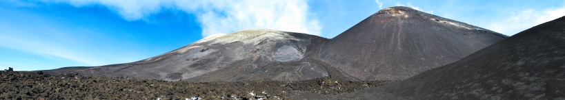 Mt. Etna panorama
