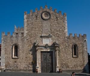 San Nicolo in Taormina