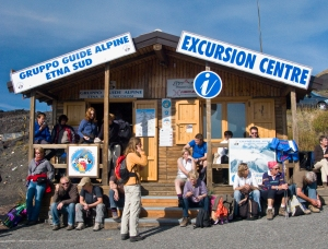 Gruppo Guide Alpine Etna Sud's