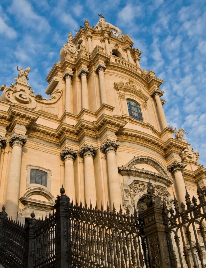 The Duomo (San Giorgio) in Ragusa