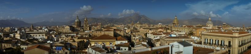 Panorama of Palermo