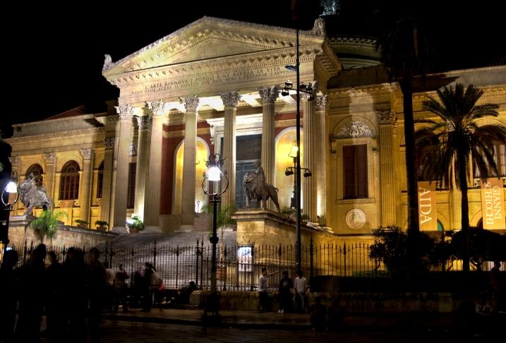 Teatro Massimo, Palermo's opera house