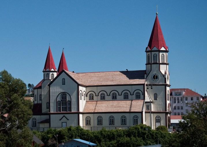 Iglesia del Sagrado Corazon in Puerto Varas