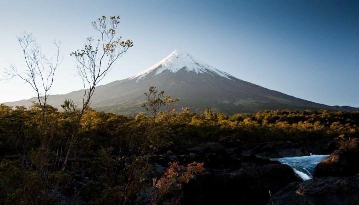 Volcano Orsono
