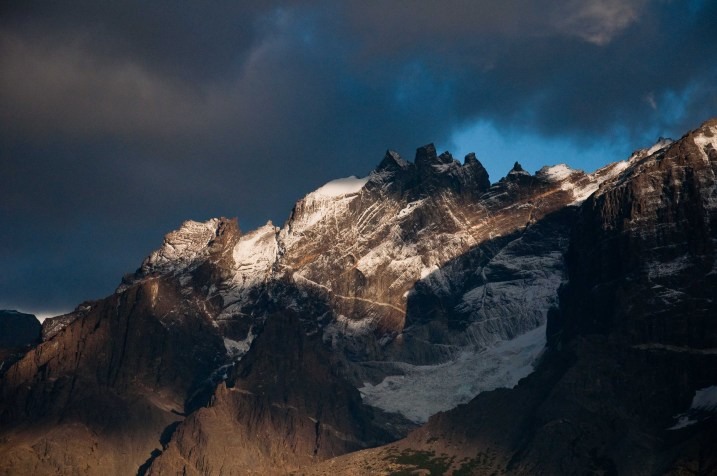 A last look at Torres del Paine