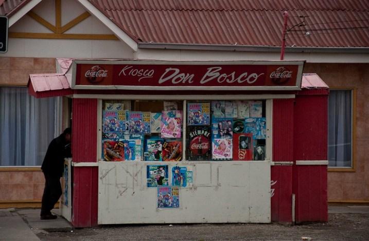 Kiosco Don Bosco just has a nice ring to it
