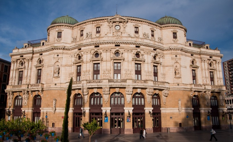 Teatro Arriaga in Bilbao