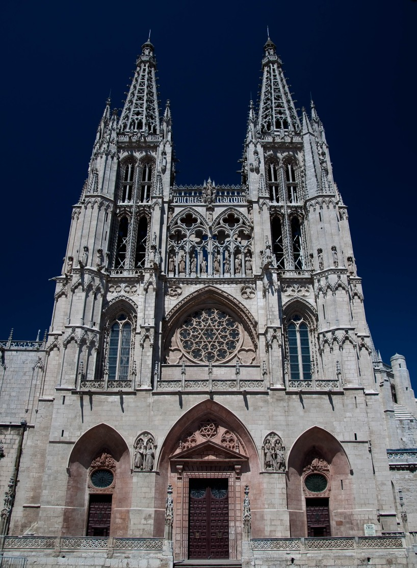 The Burgos Cathedral