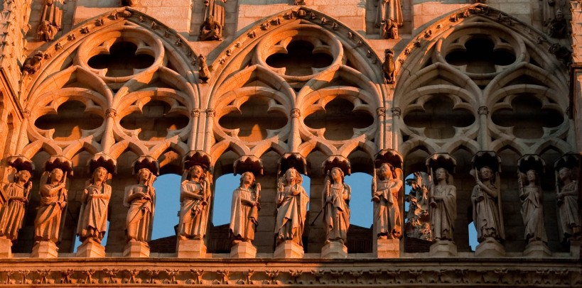 Details on the Burgos Cathedral