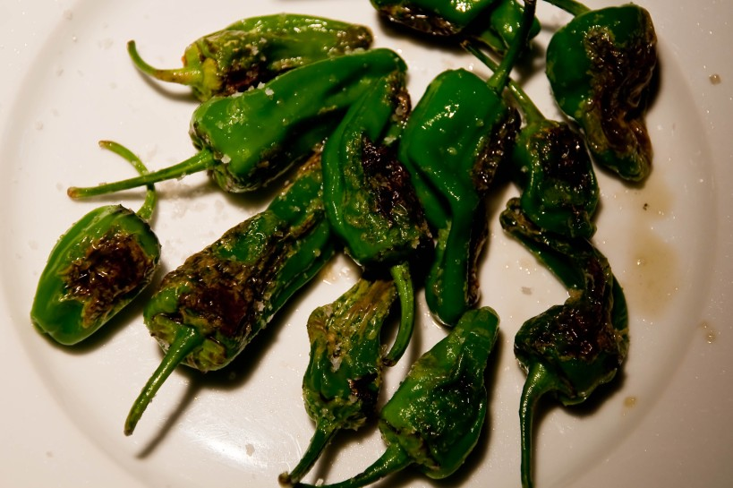 Here's what the peppers look like when they are finished