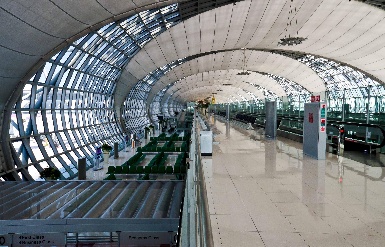 Bangkok S Suvarnabhumi Airport Another Header