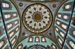 Under Nusretiye Mosque's dome ((HDR)