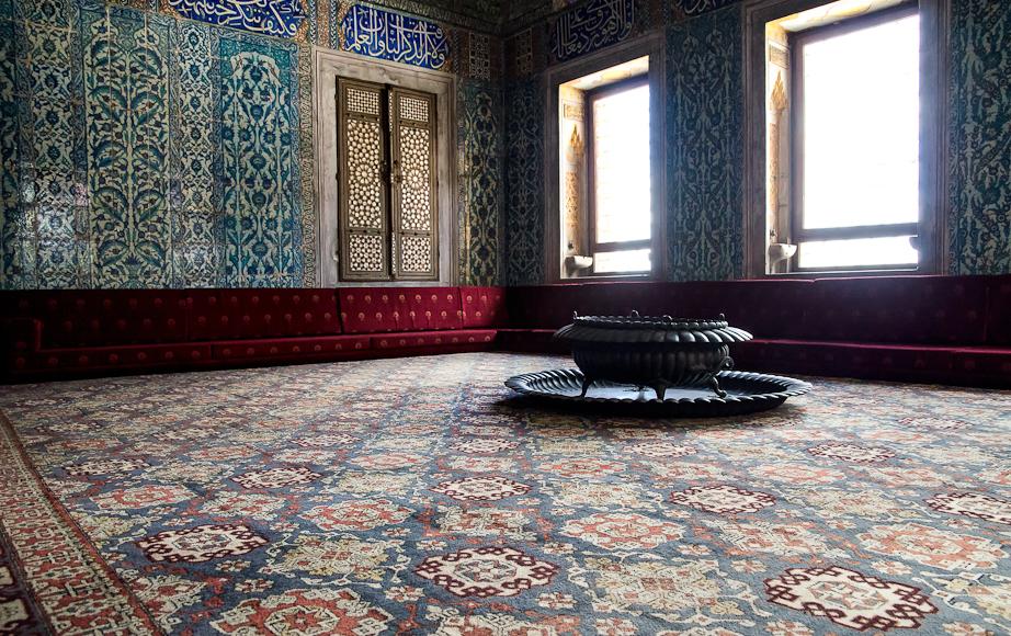 Inside Topkapı Palace