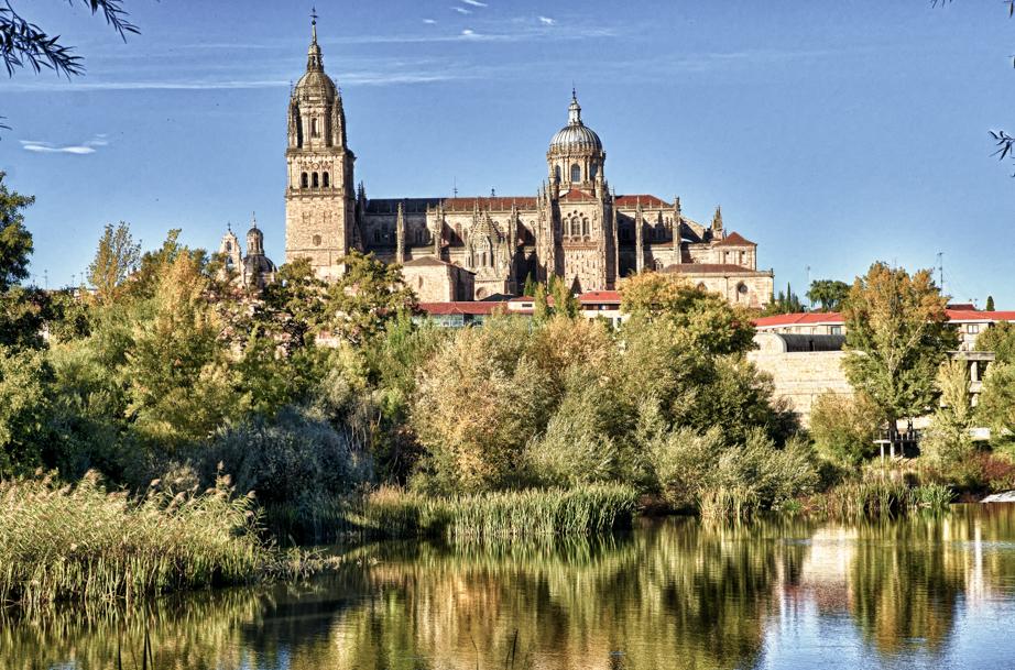 Salamanca's cathedrals