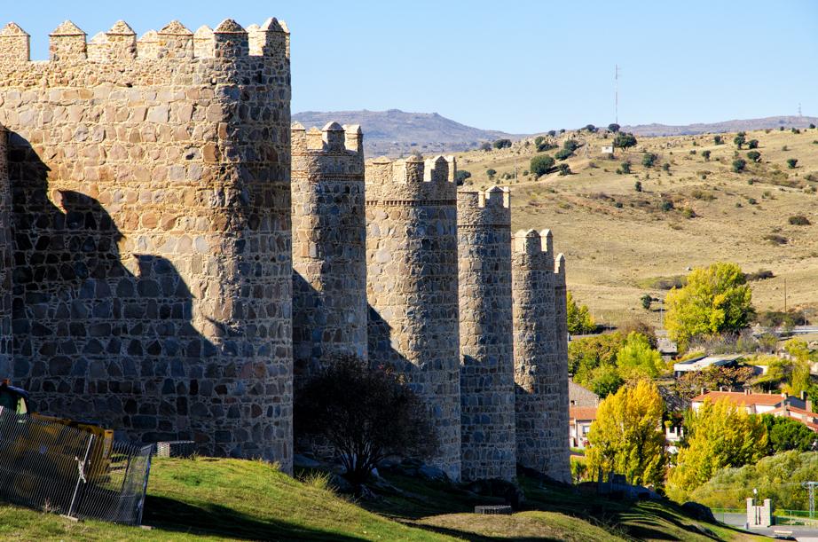 Ávila's walls