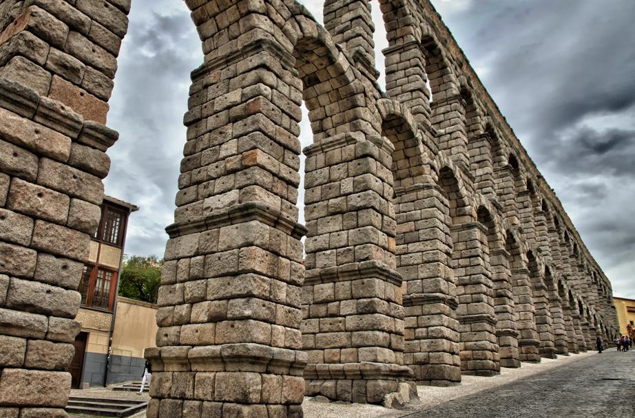 El Acueducto in Segovia