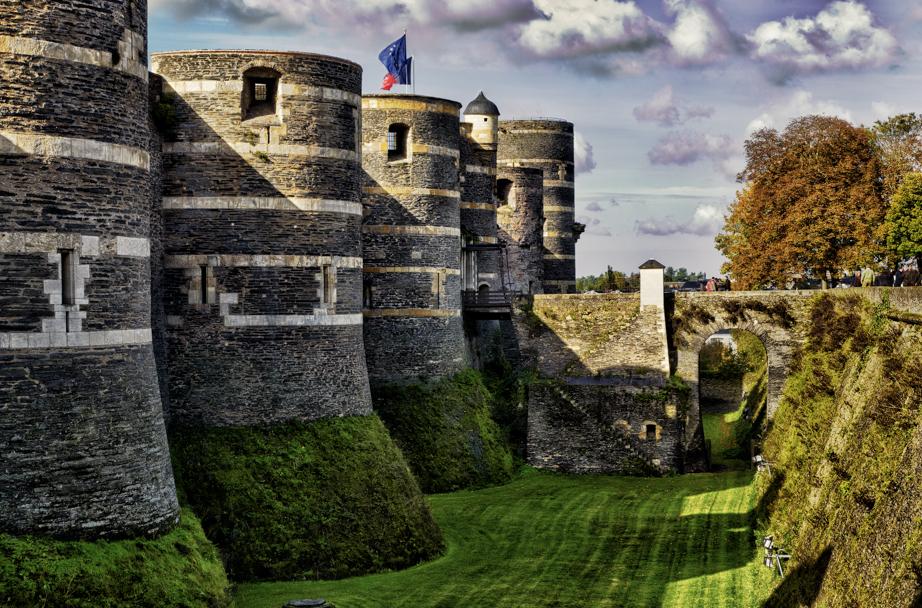Angers' castle