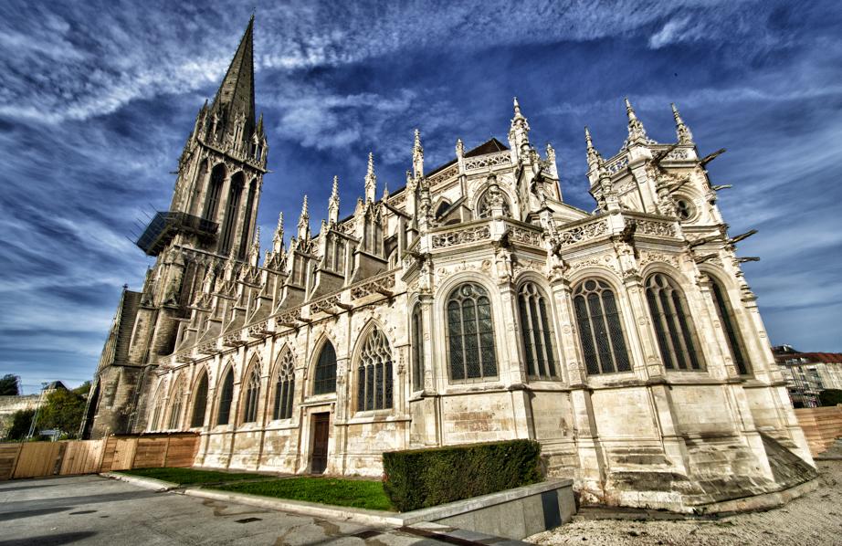 Église Saint-Pierre (HDR)