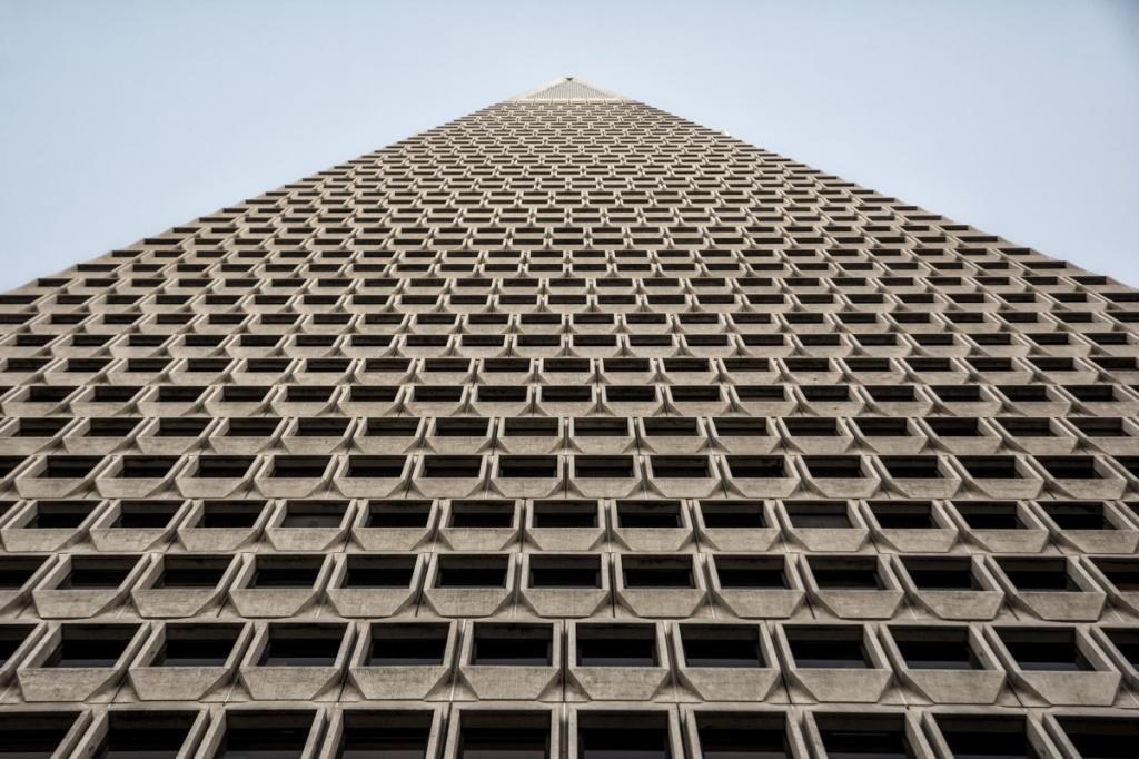 San Francisco's iconic Transamerica Pyramid