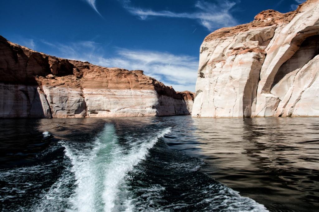 Inside Navajo Canyon
