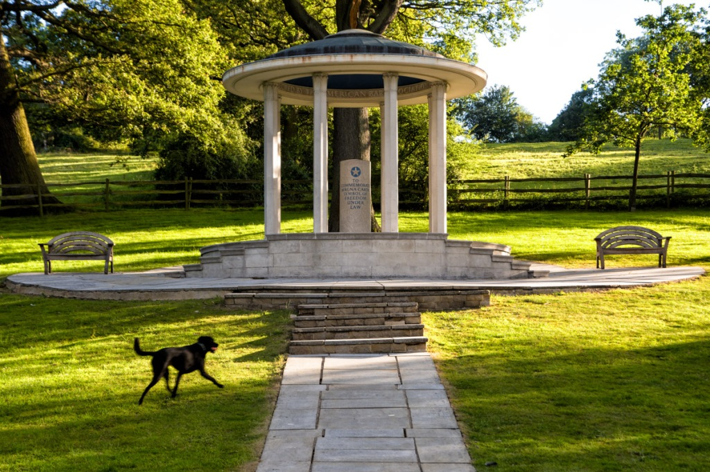 The ABA's Magna Carta Memorial