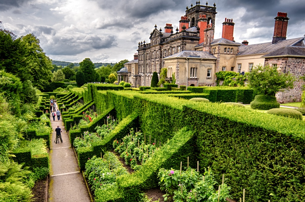 "Biddulph Grange is popular with the ""ladies who lunch"" crowd."