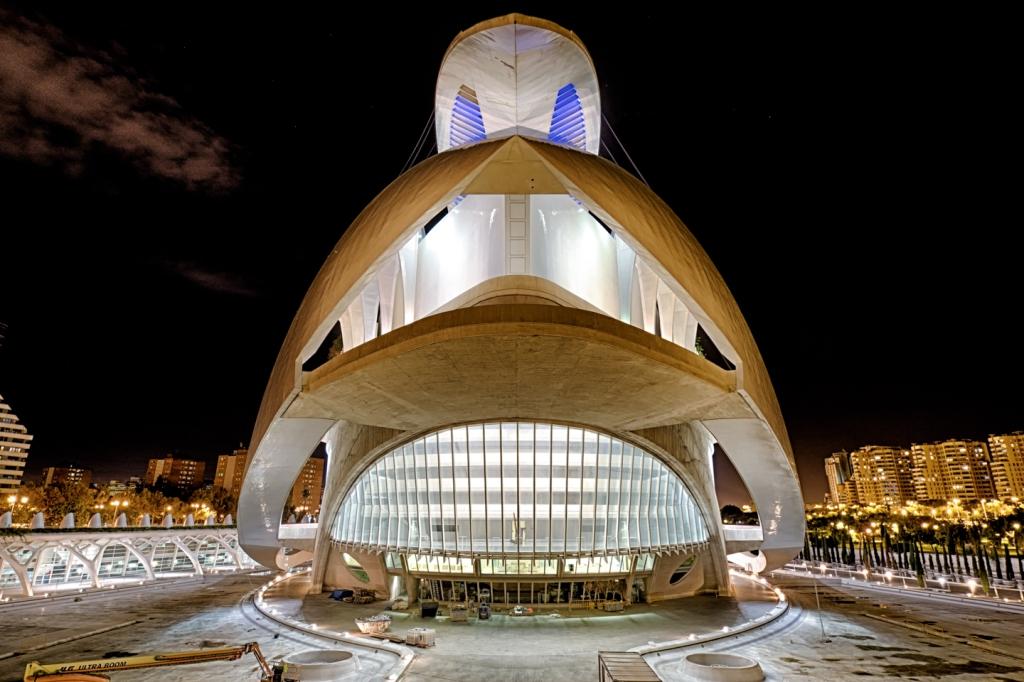 El Palau de les Arts Reina Sofía