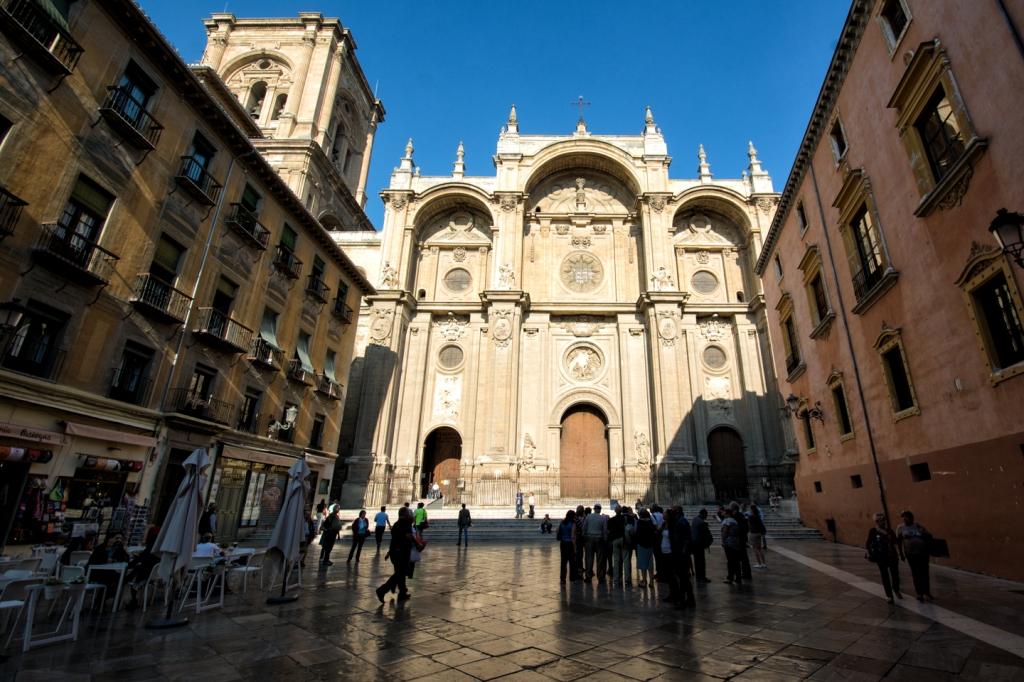 Santa Iglesia Catedral Metropolitana de la Encarnación de Granada, Granada's cathedral