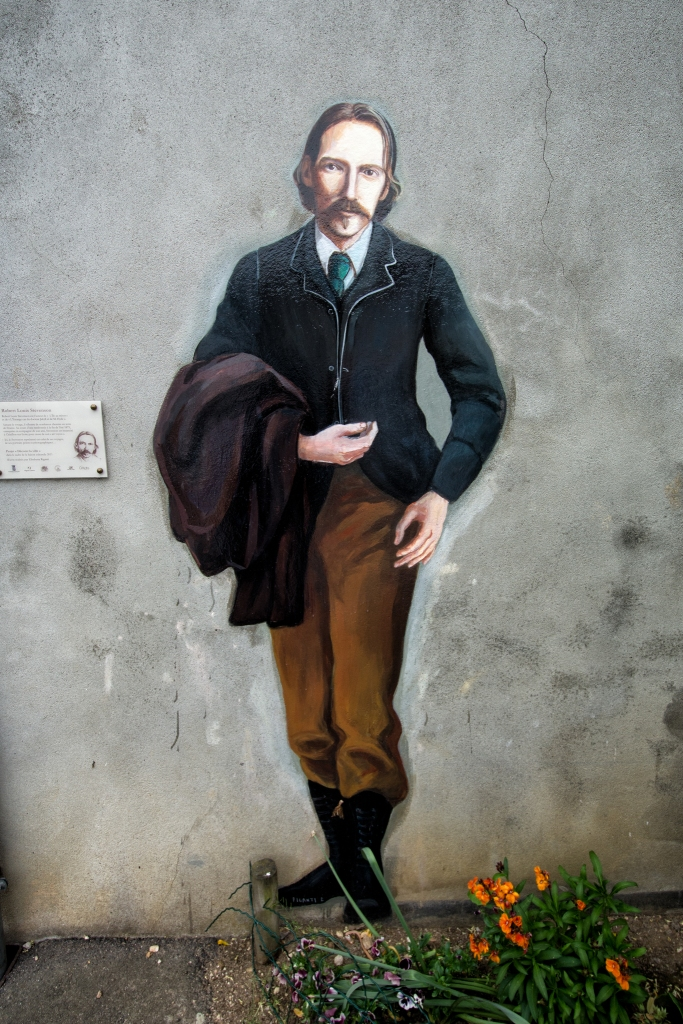 """Robert Louis Stevenson"""
