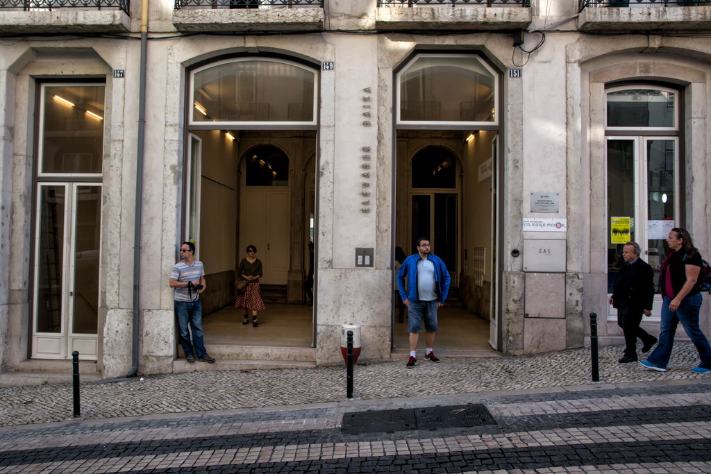 The humble Elevador Baixa is a popular with Lisbon's residents.