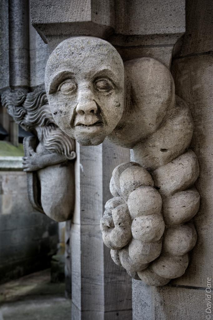 Stonework in Toul