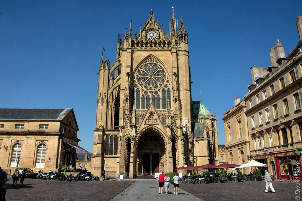 Metz's cathedral