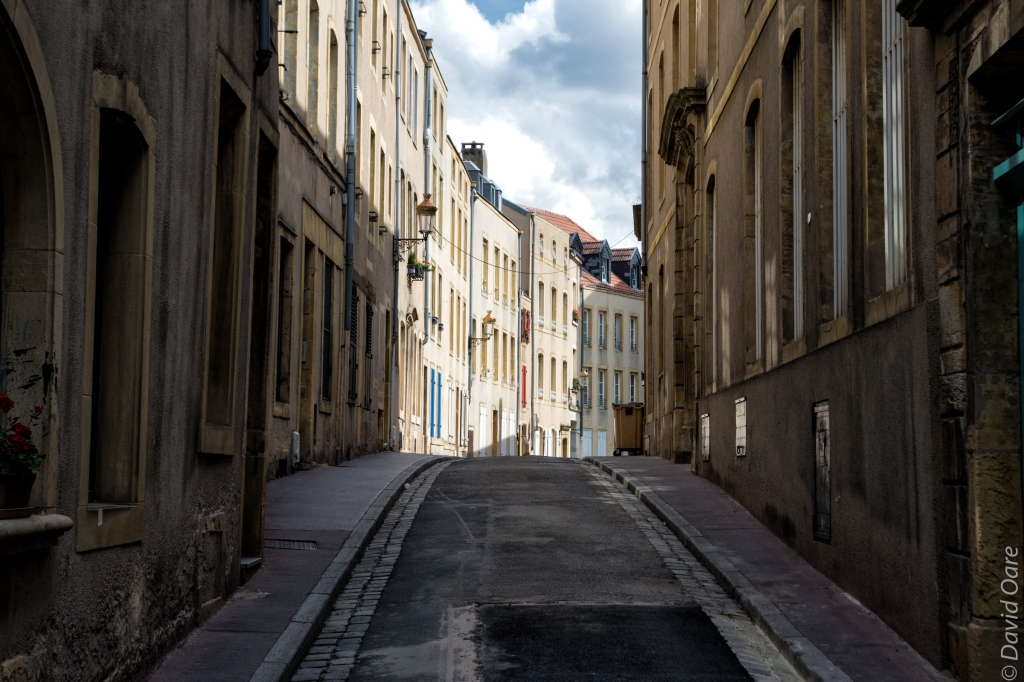 A street in Metz